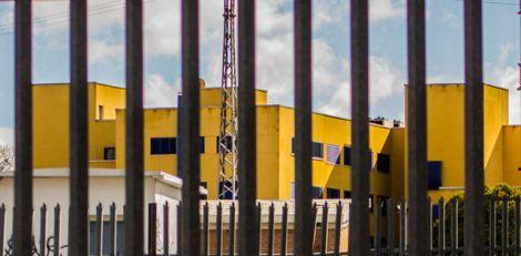 Centro de Internamiento de Extranjeros de Madrid, en Aluche (Foto: Mayhem Revista)