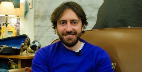 Daniel Sánchez Arévalo. Foto: Jorge Moreno